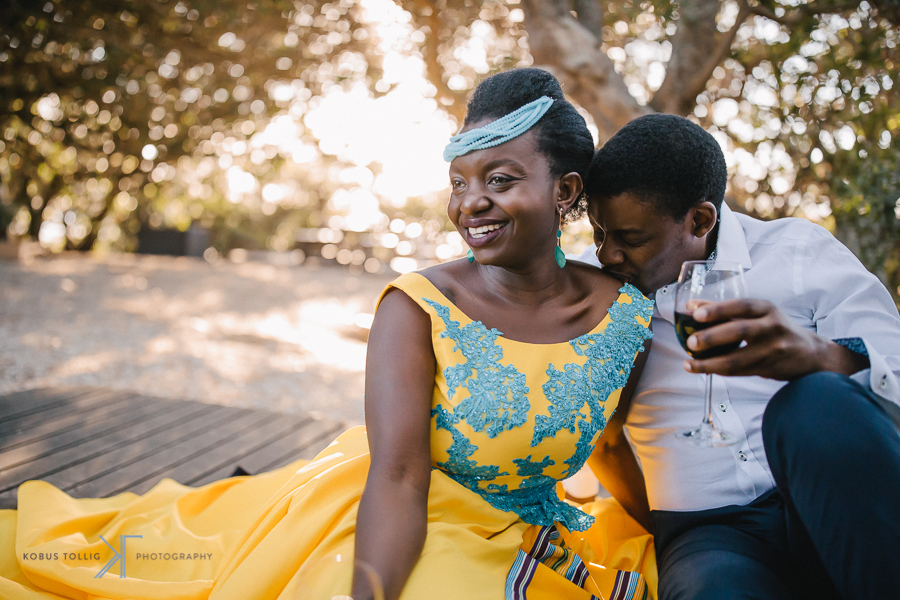 Styled Engagement Shoot